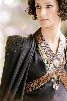 """""""♕ Ellaria Sand - """"Game of Thrones season Costumes Game Of Thrones, Game Of Thrones Tv, Game Of Thrones Funny, Game Of Thrones Dress, Game Of Thrones Characters, Got Costumes, Movie Costumes, Winter Is Here, Up Dos"""