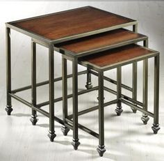 Plantation Cherry Nest Of Tables   3021024 | Nesting Tables | Pinterest |  Tables, Cherries And Nest