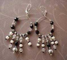 EARRING DESIGN IDEAS | Seed bead jewelry, Diy earrings and Project ideas