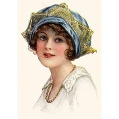 Edwardian Hats for ladies