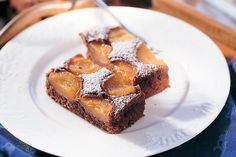 Marillenkuchen Schoko-Nuss French Toast, Food And Drink, Breakfast, Oven, Food Portions, Food And Drinks, Morning Coffee, Morning Breakfast