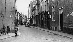 Binnenstad   Haverstraat 1957   Vanaf de Springweg