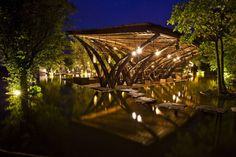 Bamboo Wing / Vo Trong Nghia | archdaily