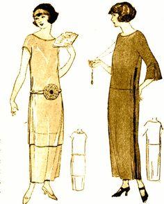 INSTANT DOWNLOAD-Vintage des années 1920 par VintageVisageonEtsy