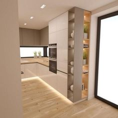 25 easy simple kitchen design ideas you must try 9 What's Decoration? Decoration may be the art of decorating the … Simple Kitchen Design, Luxury Kitchen Design, Kitchen Room Design, Kitchen Cabinet Design, Home Decor Kitchen, Interior Design Kitchen, Kitchen Ideas, Rustic Kitchen, Room Kitchen