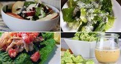 7 vynikajících nápadů na studené omáčky ke grilovanému masu, zelenině nebo do salátů | NejRecept.cz Korn, Seaweed Salad, Pesto, Potato Salad, Cabbage, Potatoes, Vegetables, Ethnic Recipes, Design
