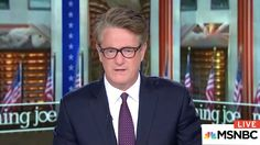 The 'Morning Joe' host did his best Yoda impression to argue that Trump is 'so jealous of Barack Obama' that has allowed himself to be unwittingly controlled.
