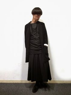 MONOMANIA/プリーツパンツ(BLACK) - monomania tokyo web store