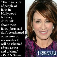 Don't be ashamed of the Gospel. Don't be ashamed of your faith in God - Creator, Savior, Ruler of the Universe. JESUS DIED FOR US. How can we be embarrassed to be called His. Christian Actors, Christian Faith, Christian Quotes, Christian Women, Christian Living, Jesus Quotes, Faith Quotes, Bible Quotes, 5 Solas