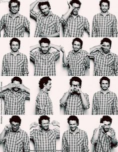 James Franco... i mean could it get any better... oh wait he has a younger brother... ha