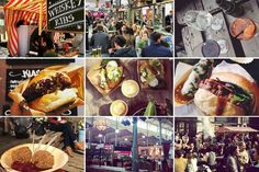 Viele Berliner Streetfood-Märkte sind in ehemaligen Industriestandorten untergebracht und haben deshalb einen ganz eigenen Charme