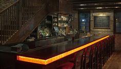 Don't miss the bar at Husk in Charleston!