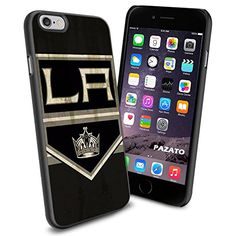 NHL HOCKEY LA Los Angeles Kings Logo, Cool iPhone 6 Smartphone Case Cover Collector iphone TPU Rubber Case Black Phoneaholic http://www.amazon.com/dp/B00UXNUN4C/ref=cm_sw_r_pi_dp_pw0nvb0Q07E4H