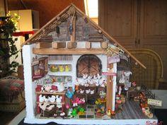 Skiddis bunte Miniaturwelt 1:12: Hofladen
