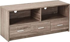 Grey Wood Furniture, Media Furniture, Living Room Furniture, Furniture Ideas, Tv Stand Luxury, Simple Tv Stand, Tv Stand With Drawers, Upcycled Furniture Before And After, Tv Stand Designs