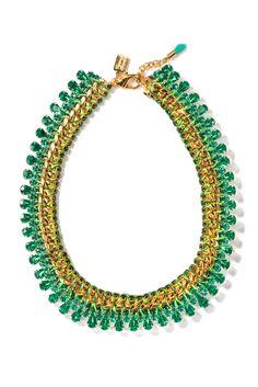 Venessa Arizaga - Emerald Sea Bracelet