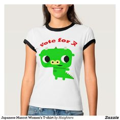 Cute T-shirt! Vote for Nu!