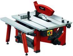 Einhell RT-TS 1221 Red | MALL.SK