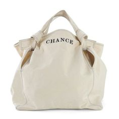 2c331318b214 Chance Cotton Tote Beach Tote Bags