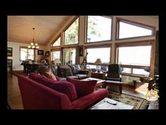 Wallowa Lake House | Lake House | Private home and Wallowa Lake boat dock http://www.wallowalakevacationrentals.com/vacation-rental-home.asp?PageDataID=77130