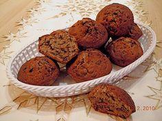 Schokoladen - Glühwein - Muffins