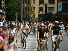 Mais ciclistas na rua significa mais acidente, certo? Errado