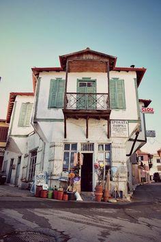 Το ωραιότερο χωριό της Χαλκιδικής μοιάζει ολόκληρο με.. έργο τέχνης! Old Stone Houses, The Turk, Thessaloniki, Sufi, Macedonia, Egyptian, Medieval, Greece, Asia