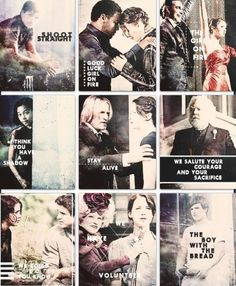 catching fire quote | Hunger Games Quotes | Catching Fire*