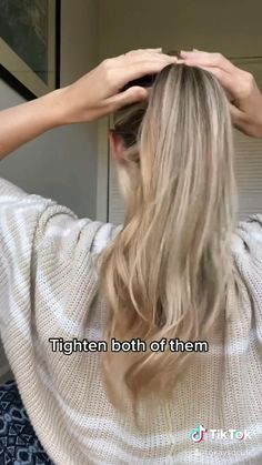 Work Hairstyles, Easy Hairstyles For Long Hair, Scarf Hairstyles, Hair Scarf Styles, Hair Up Styles, Cheveux Oranges, Haircuts Straight Hair, Hair Videos, Hair Looks