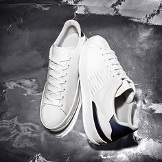 Urban style: #HOGANREBEL Pure 86 sneakers from the Men's Fall-Winter 2015/16 Collection. #HOGANClub #HOGANClubbingAt