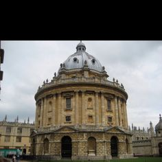 Oxford. (photo by Mandy Joyce)