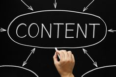 5 Steps to a Damn Good Content Marketing Strategy: Questions; Blog; eBook; Email; Communicate; Details.