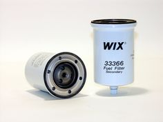 Wix Secondary Fuel Filter Industrial Use Allmand EOD30-2M-5M Onan Engine 33366 #Wix #Fuel #RacingWorks #Onan