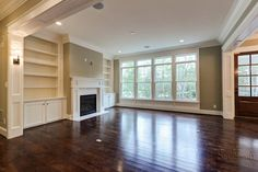Wooldridge - traditional - family room - louisville - by Stonecroft Homes