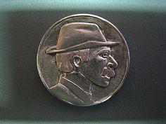 C.J. Tate 1ST HOBO Hobo Nickel, Buffalo, Carving, Wood Carvings, Sculptures, Printmaking, Water Buffalo, Wood Carving