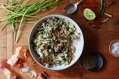Burmese Chicken Salad Recipe on Food52