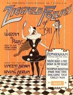Ziegfeld Follies Poster