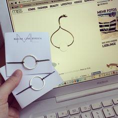 """""""Modemagazin MISS"""" www.miss.at """"Die 15 schönsten Freundschaftsarmbänder"""" #maschalinadesigns #armcandy #missmagazin #fashion #online"""