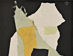 Robert Motherwell (American, 1915-1991) Night Music Opus #24, 1989 (Lot 477, Estimate $40,000-$60,000)