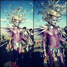 Mermaid Parade, Extreme Makeup, Brooklyn, Costumes, Hair, Photography, Inspiration, Life, Fictional Characters