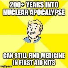 #Fallout Logic