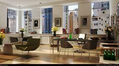 Office of Miranda Priestly of Runway Magazine.. Devil Wears Prada.. 3D