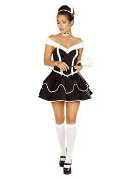 Maid Outfit, Maid Dress, Dress Up, Fancy Dress, French Maid Costume, Halloween Dress, Halloween Costumes, Maid Costumes, Halloween Party