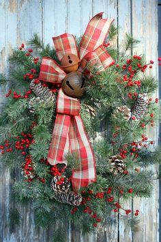 rustic holiday. #tistheseason #holidays