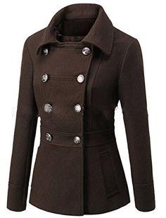 MEXI Women's Slim Fit Long Sleeve Double Breasted Tunic Hoodie Jacket Lapel Coat Mexi http://www.amazon.com/dp/B016WGH1P2/ref=cm_sw_r_pi_dp_iBDkwb0C93S8M
