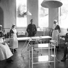 Queen Mary's Hospital Sidcup - Queen Mary's