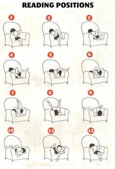 Reading positions, lol