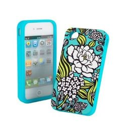 Island Blooms - Vera Bradley iPhone Case matches my back pack!