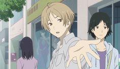 Take my hand~ Natsume Takashi, Slice Of Life Anime, Hotarubi No Mori, Natsume Yuujinchou, Tag Image, Boy Character, Cool Art Drawings, Female Friends, Anime Screenshots