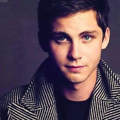 My love❤ Logan 'freakin' Lerman.....or Percy Jackson?